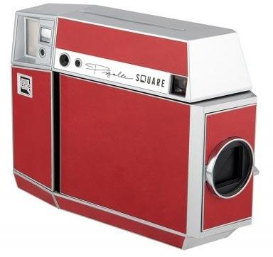 Instant foto-aparat - Lomo, Square Pigalle Combo