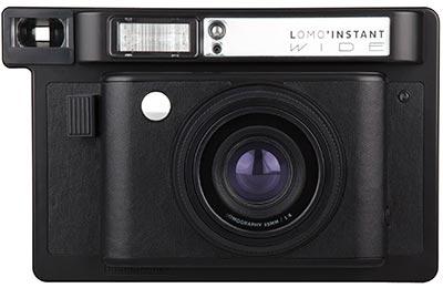 Instant fotoaparat - Lomo, Wide Black