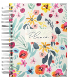 Nedatumiran planer - Flowers