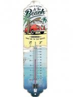 Termometar - Nostalgic Art, Vw Bulli-Beach