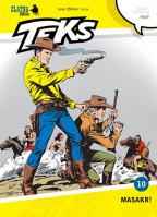 Zlatna serija 10 - Tex: Masakr! (korica A)