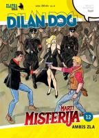 Zlatna serija 12 - Dylan Dog i Marti Misterija: Ambis zla (korica A)