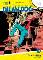 "Zlatna serija 19 - Dylan Dog: Vila ""Serena"" - Lavirint (korica A)"