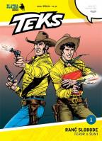 Zlatna serija 1 - Tex: Ranč slobode (korica A)
