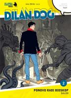 Zlatna serija 2 - Dylan Dog: Ponovo radi bioskop (korica A)