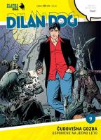 Zlatna serija 9 - Dylan Dog: Čudovišna gozba (korica A)