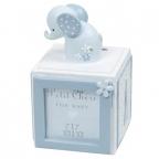 Kasica - Petit Cheri, Elephant Blue