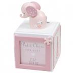 Kasica - Petit Cheri, Elephant Pink