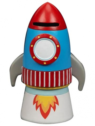 Kasica - Rocket Shaped