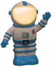 nocna lampa - just4kids astronaut