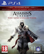 PS4 Assassin's Creed - The Ezio Collection