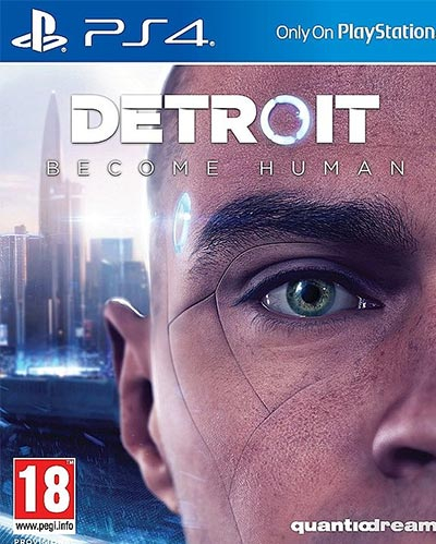 PS4 Detroit - Become Human