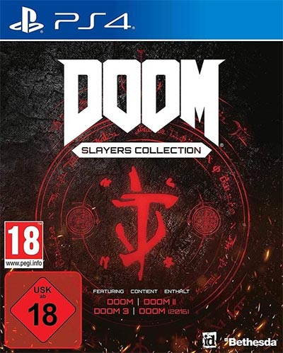PS4 Doom - Slayers Collection