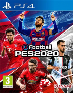 PS4 EFOOTBALL - PES 2020