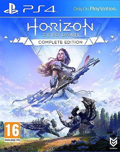 PS4 HORIZON - ZERO DAWN - COMPLETE EDITION