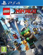 PS4 Lego The Ninjago Movie