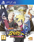 PS4 Naruto Shippuden Ultimate Ninja Storm 4 - Road To Boruto