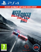 PS4 Need For Speed - Rivals