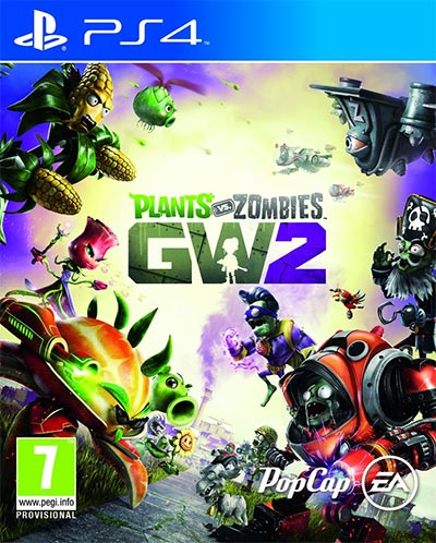 PS4 Plants Vs Zombies - Garden Warfare 2