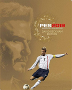 PS4 Pro Evolution Soccer 2019 - Pes 2019 - David Beckham Edition