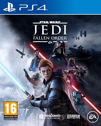 PS4 STAR WARS - JEDI FALLEN ORDER