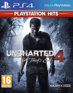 PS4 Uncharted 4 - The Thief's End