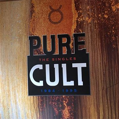 Pure Cult The Singles 1984 - 1995 (Vinyl)