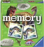 Ravensburger drustvena igra - Dinosurus memorija