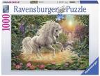Ravensburger puzzle - Mistični jednorozi