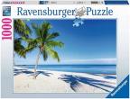 Ravensburger puzzle - Raj na plazi