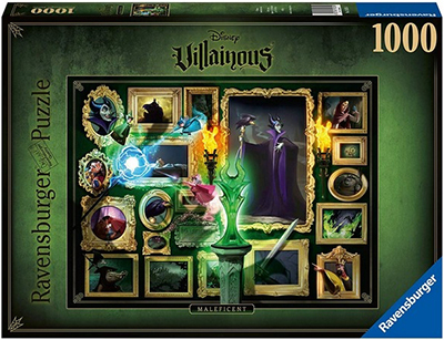 Ravensburger puzzle Villainous - Maleficent