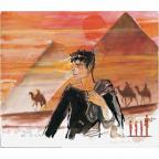 Razglednica - Corto El Giza Memories