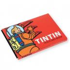Razglednice, set/16 - Tintin Moon