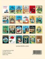 Razglednice, set/24 - Tintin Couverture