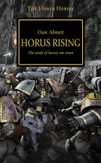 THE HORUS HERESY: HORUS RISING, BOOK 1