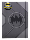 agenda - batman black logo