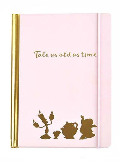 Agenda - Beauty And The Beast, Floral Pink
