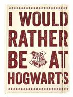 Agenda - Harry Potter, Hogwarts Slogan