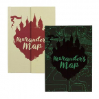 Agenda - Harry Potter, Marauders Map