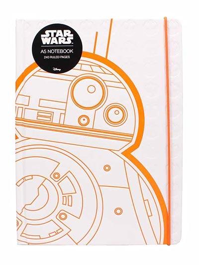 Agenda - Star Wars BB-8
