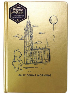 Agenda A5 - Winnie The Pooh, Busy Doing Nothing