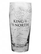 Čaša - Pilsner GOT, King In The North