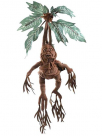 figura - harry potter mandrake collector electronic plush