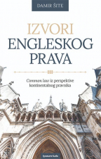 Izvori engleskog prava: Common law iz perspektive kontinentalnog pravnika