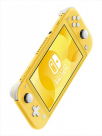 konzola nintendo switch lite - yellow nintendo switch