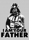 magnet - star wars i am your father
