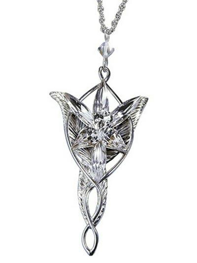 Privezak na ogrlici - LOTR, Arwen Evenstar
