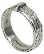 Prsten - Claires Wedding Ring Sterling Silver Outlander