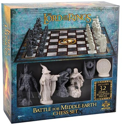 Šah - LOTR, Battle for Middle-Earth