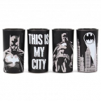 Set čaša - Batman poses